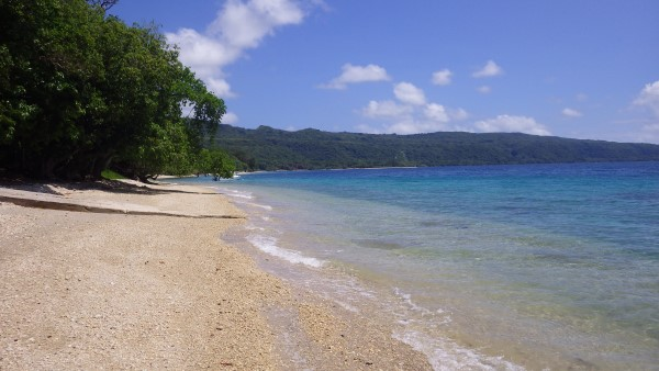 Survivor TV Series Beach - Vanuatu