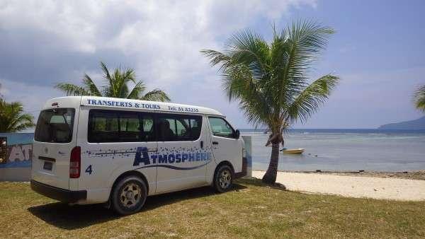 Tour Bus In Vila Vanuatu