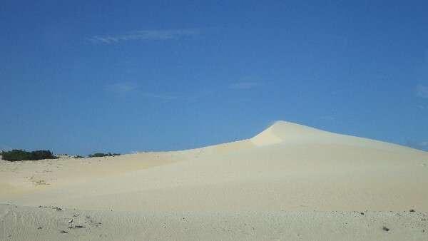 White Dunes of Mui Ne Vietnam