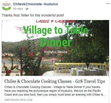 chiles & chocolate testimonial