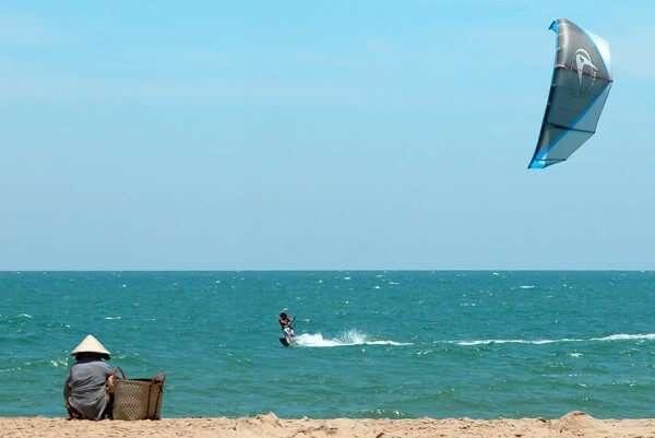 windsurfing mui ne