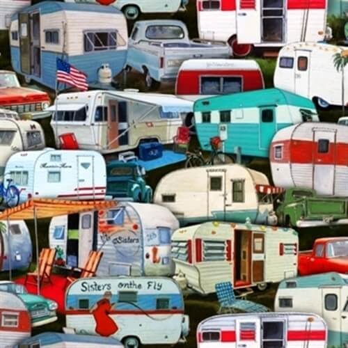 Packed Campground
