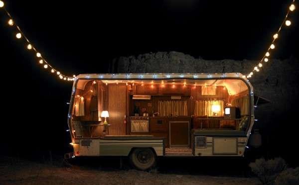 Trailer Exterior Camping Lights