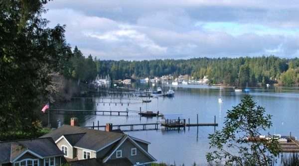 Bainbridge Island Washington