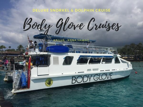Body glove sunset cruise kona hawaii