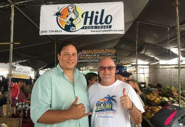 Hilo Food Tours Banner Hilo Hawaii