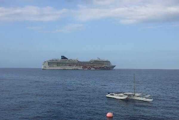 NCL Cruise Ship Hawaii