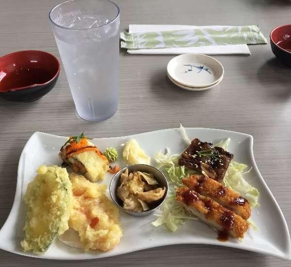 Ocean Sushi Sampler Hilo
