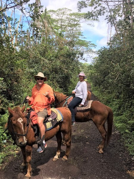 Silver Crest Farms Jungle Horseback Rides