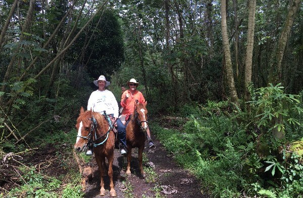 Silver Crest Farms Jungle Trail Ride