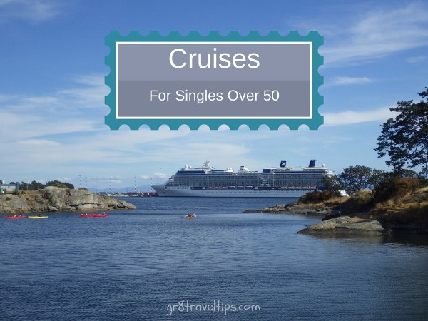 Singles cruises over 50 years old