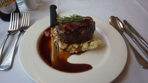 The Ghan Fine Dining
