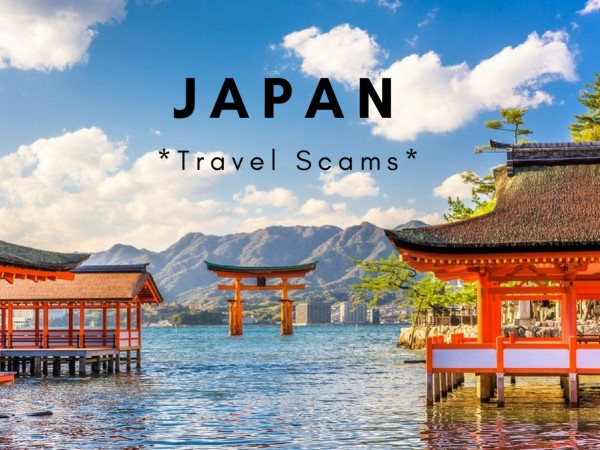 Japan Travel Scams and Dangers
