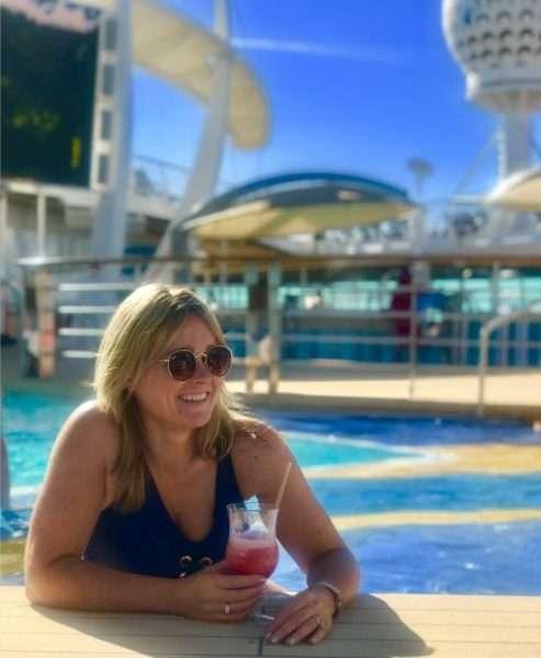 Sarah Independence of the Seas cruise