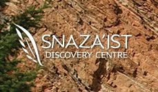 Snaza'ist Discovery Centre Logo