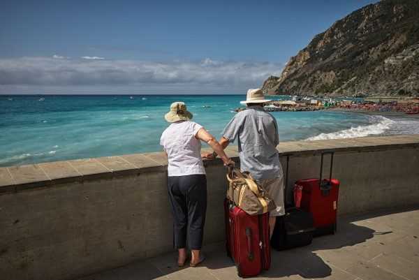 Seniors Travel Benefits