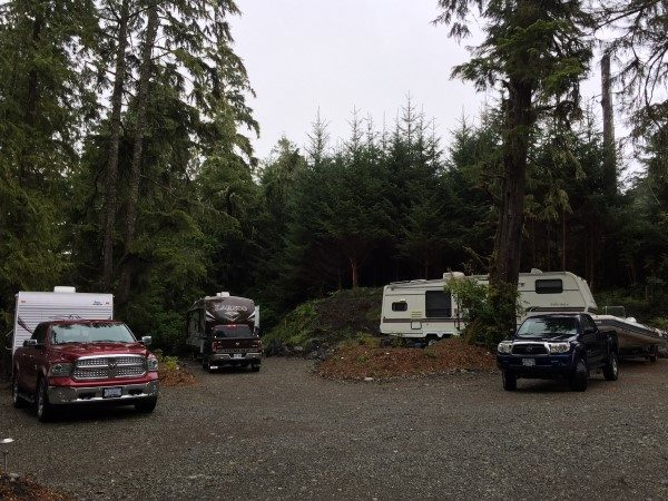 Wild Pacific Camp In Ucluelet BC - Gr8 Travel Tips