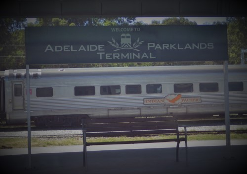 Adelaide Train Station