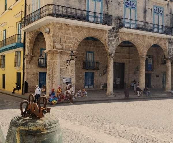 Old Havana Plaza