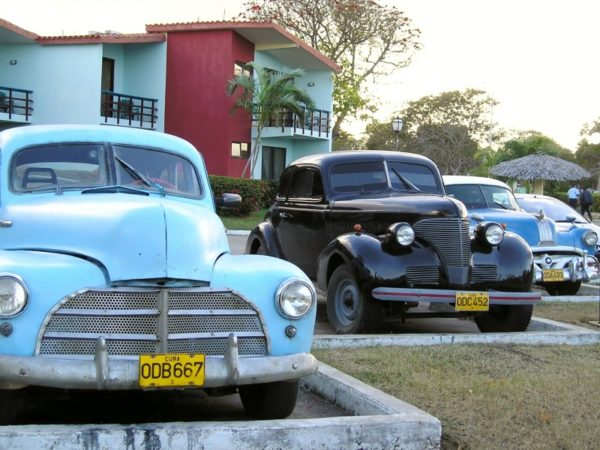 Cuba Classic Autos