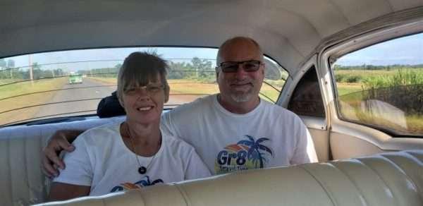 Cuban Classic Car Ride