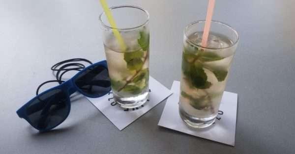 Cuban Mojito Cocktails