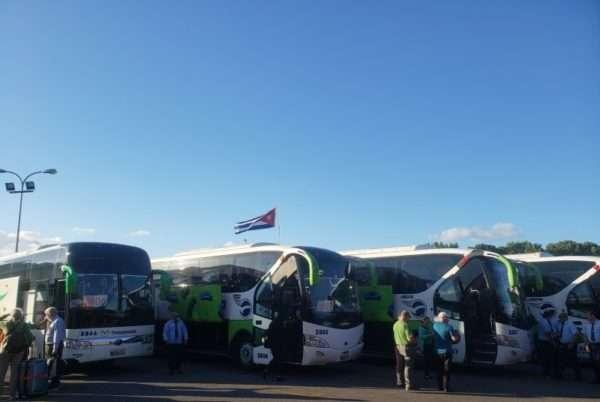Varadero Airport Buses