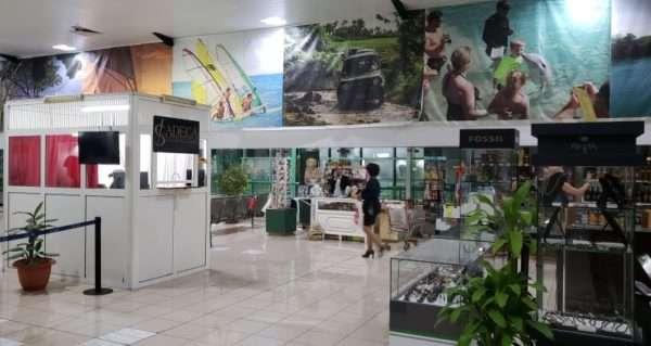 Varadero Airport Cadeca Money Exchange