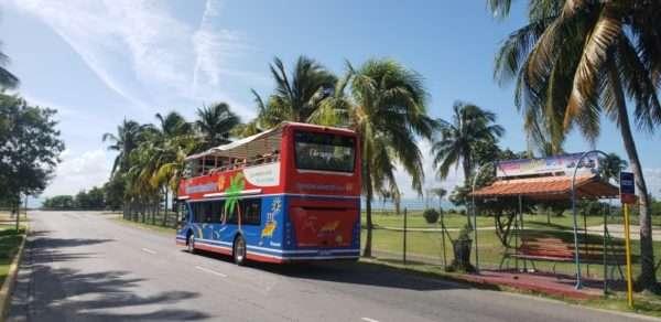 Varadero Hop On Hop Off Bus