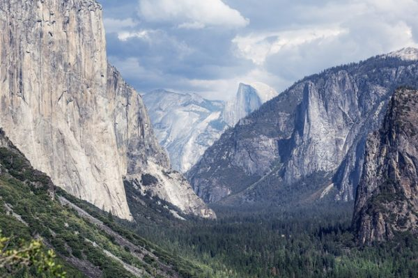 Yosemite National Park Hiking