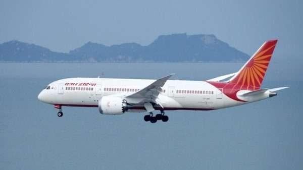 Máy bay Air India