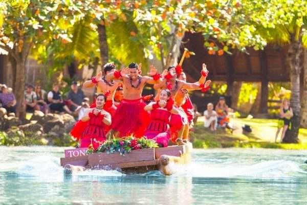 Polynesian Cultural Center Entertainers