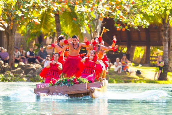 Polynesian Cultural Center Entertainers