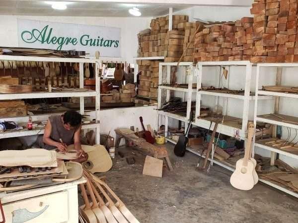 Alegre Guitar Factory Cebu