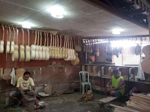 Alegre Guitar Factory Cebu City