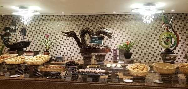 Bai Hotel Cebu Breakfast Buffet