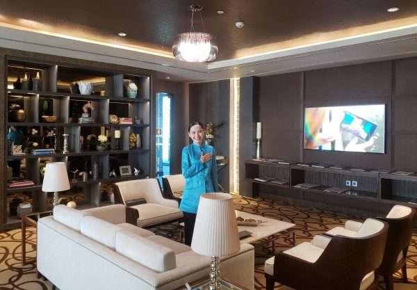 Bai Hotel Cebu Executive Lounge