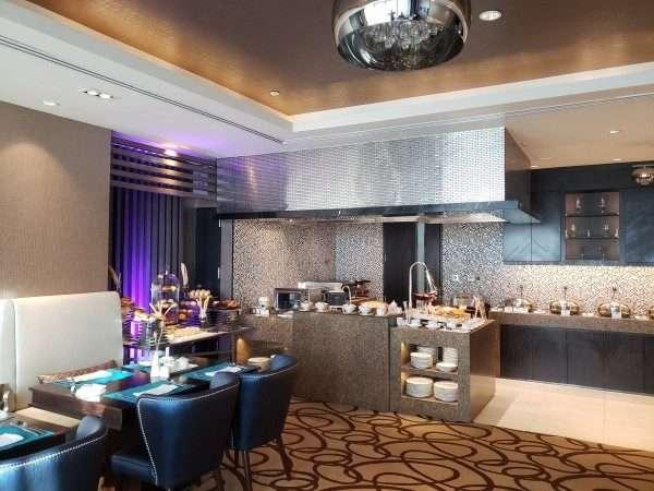 Bai Hotel Cebu Executive Lounge Buffet Breakfast