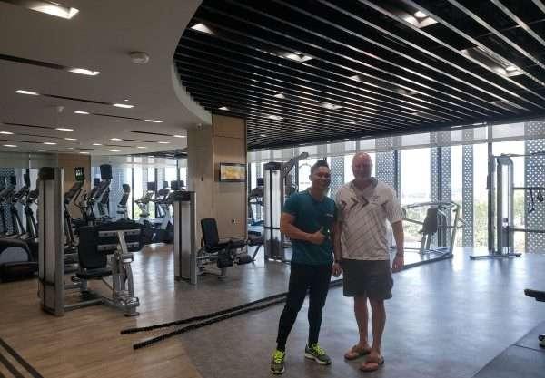 Bai Hotel Cebu Fitness Center