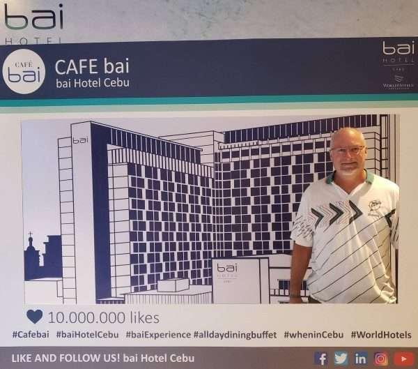 Bai Hotel Cebu Picture Billboard