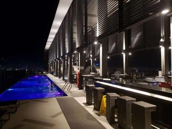Bai Hotel Cebu Pool Deck