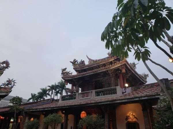 Bao'an temple Taipei