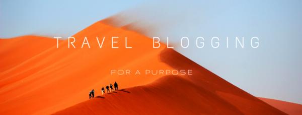 Benefits of travel blogging