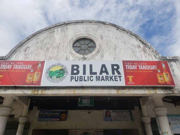 Bilar public market