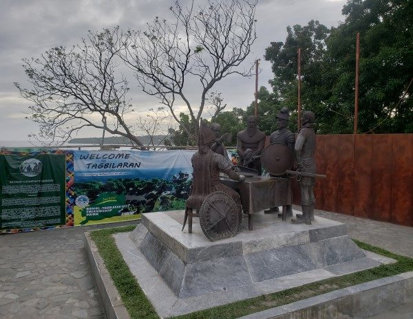 Blood Compact Shrine Bohol Island