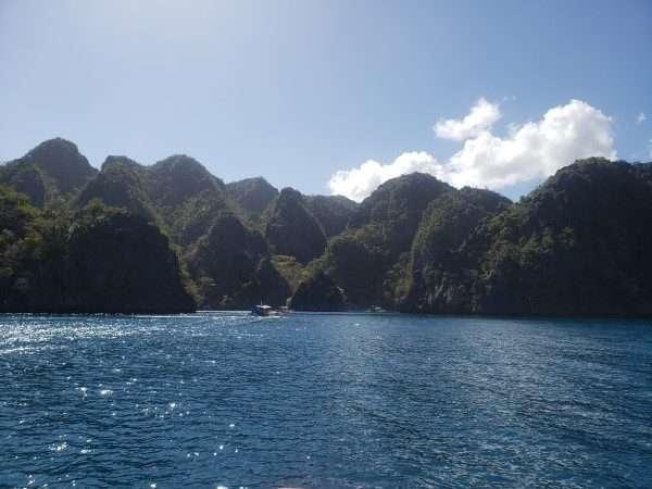 Calamian Islands  Coron Philippines