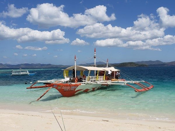 Calamian Islands Travel Tour Boat