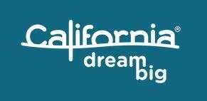 California Dream Big Logo