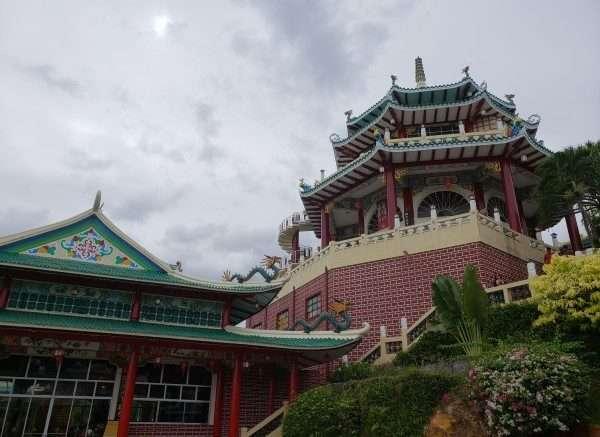 Cebu Philippines Taoist Temple