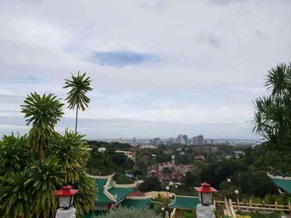 Cebu Taoist Temple Philippines Viewpoint